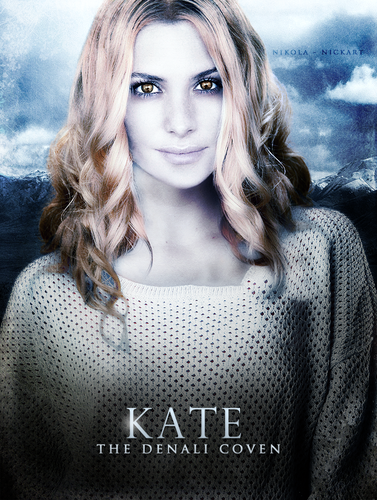 Casey LaBow as Kate Denali