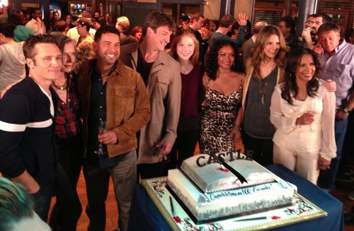Castle 100 Episodes