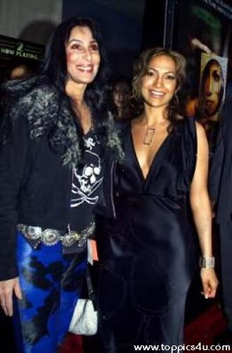 Cher & Jennifer Lopez 2000