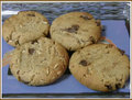 Chocolate Chip Peanut Butter Cookie - chocolate photo