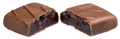 Chocolate Split In Half - chocolate photo