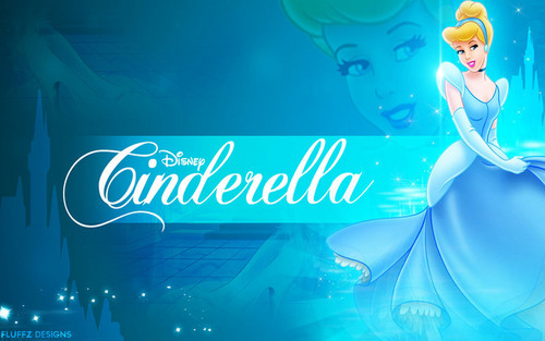 Cendrillon Blue