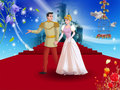 disney-princess - Cinderella Lost Slipper wallpaper