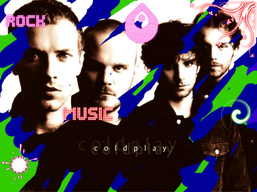 Coldplays famous 4