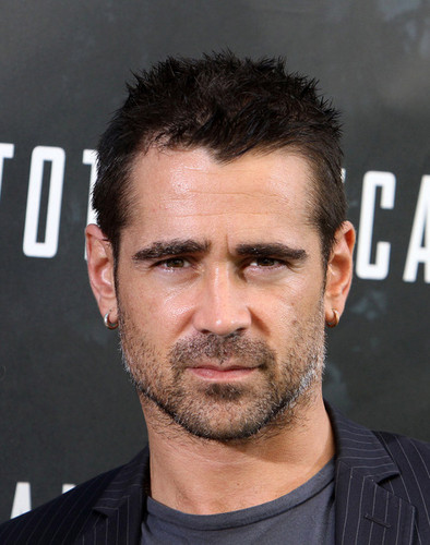Colin Farrell wallpaper possibly containing a sign and a business suit called Colin Fan Art