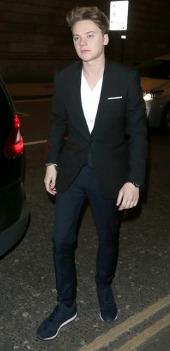 Conor Maynard at The BRIT Awards 2013