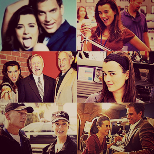 Cote being cute