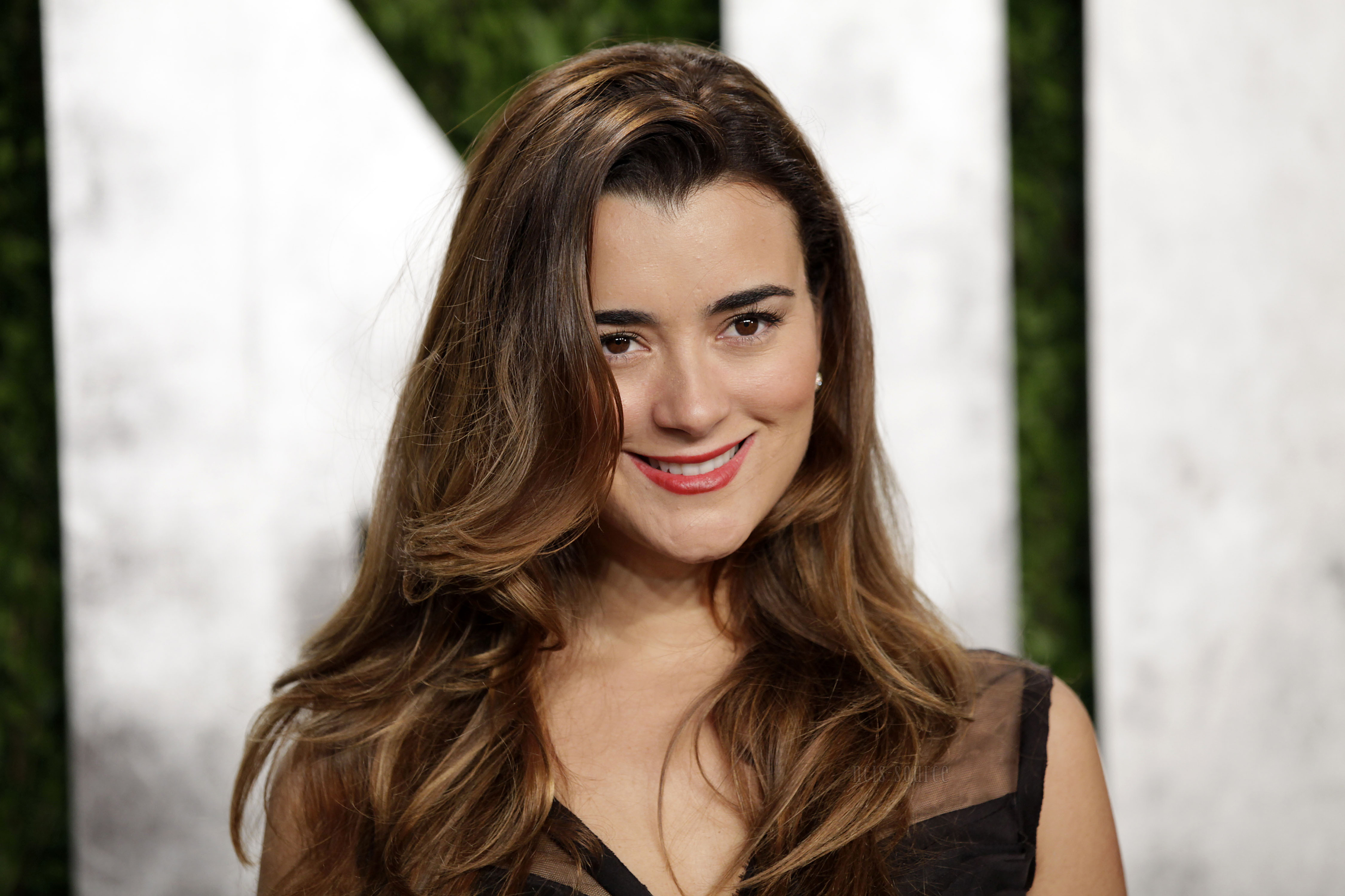 Cote de Pablo Cote de Pablo at the Vanity Fair Oscars Party 2//24/13
