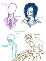 Creepypasta Fanart - creepypasta fan art