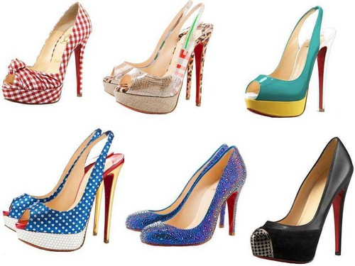Women's Shoes wallpaper probably with a spectator pump, a slingback, and flats titled Cute shoes