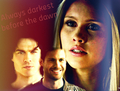 Damon/Rebekah/Alaric - banner-and-icon-making fan art