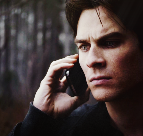 Damon Salvatore 4X15