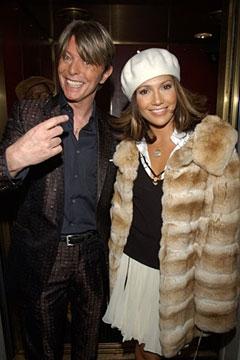 David Bowie, Jennifer Lopez 2002
