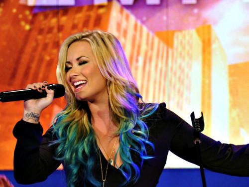 Demi Lovato on Katie