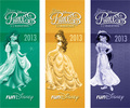 Disney Princess Half Marathon Expo Banners - disney-princess photo