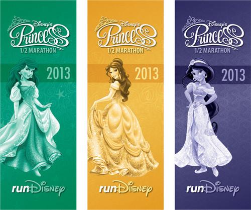 Disney Princess Half Marathon Expo Banners