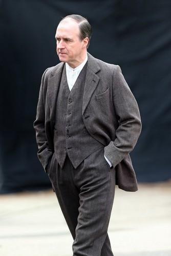 Downton Abbey Seaosn 4 filming