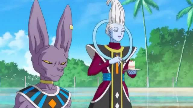 God vs God Dragon Ball Dragon Ball Battle of Gods