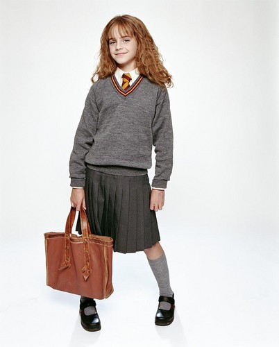 Emma Watson -Harry Potter 2 photoshoot