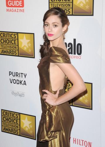 Emmy @ Broadcast ویژن ٹیلی Journalists Association سیکنڈ Annual Critics' Choice Awards