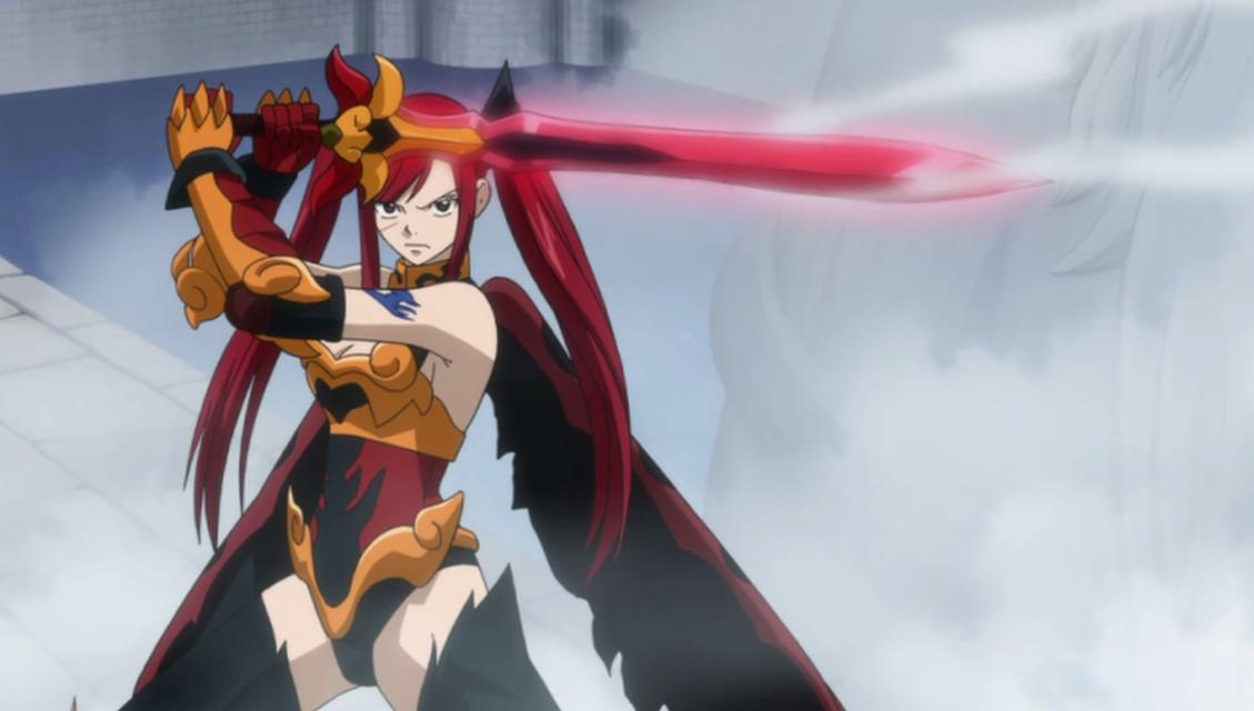 Erza Flame Empress Armor - Anime Photo (33713465) - Fanpop