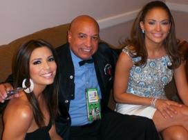 Eva Longoria, Joe , Jennifer Lopez 2005