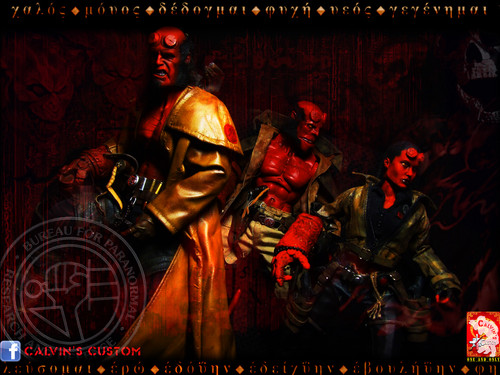 hellboy wallpaper related keywords - photo #40