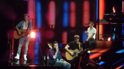 Feb 23rd - At the 02 Arena, london ♥