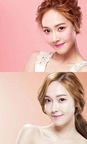 Flawless Beauty Jessica for Cosmetic Brand 写真 Shoot