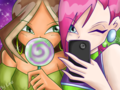 Flora and Tecna
