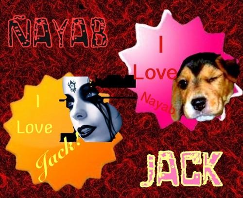 For Jack and nayab