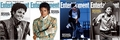 "Four Commemorative Michael Jackson 2009 Issues Of ""Entertainment Weekly"" - michael-jackson photo"