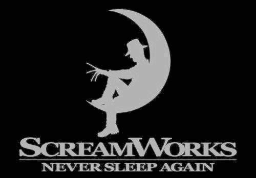 Freddy Krueger wallpaper probably with a sign called ScreamWorks :D