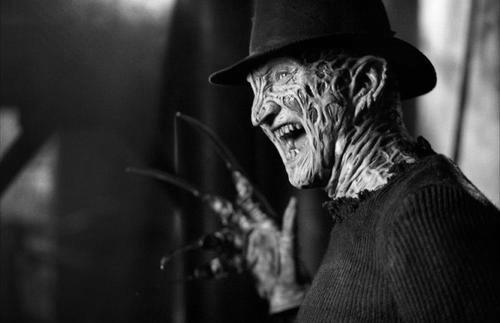 Freddy Krueger kertas dinding with a fedora titled Freddy