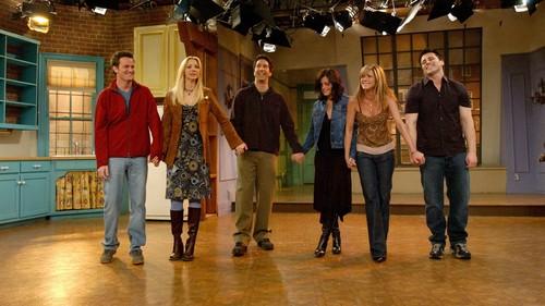 Những người bạn cast