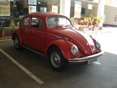 Fuscão 1972 - Brazilian Beetle