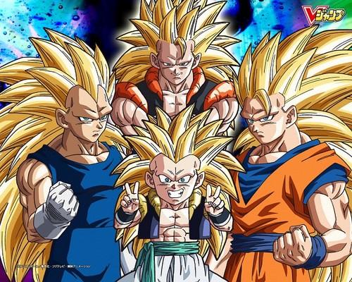 Fusions Super Saiyan-jin 3!