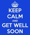 Get well soon Sinna~!