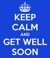 Get well soon Sinna~!