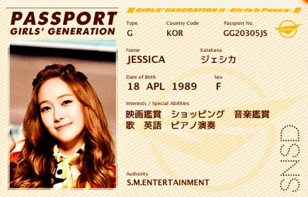 Girl & Peace Passport