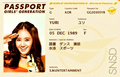 Girl & Peace Passport