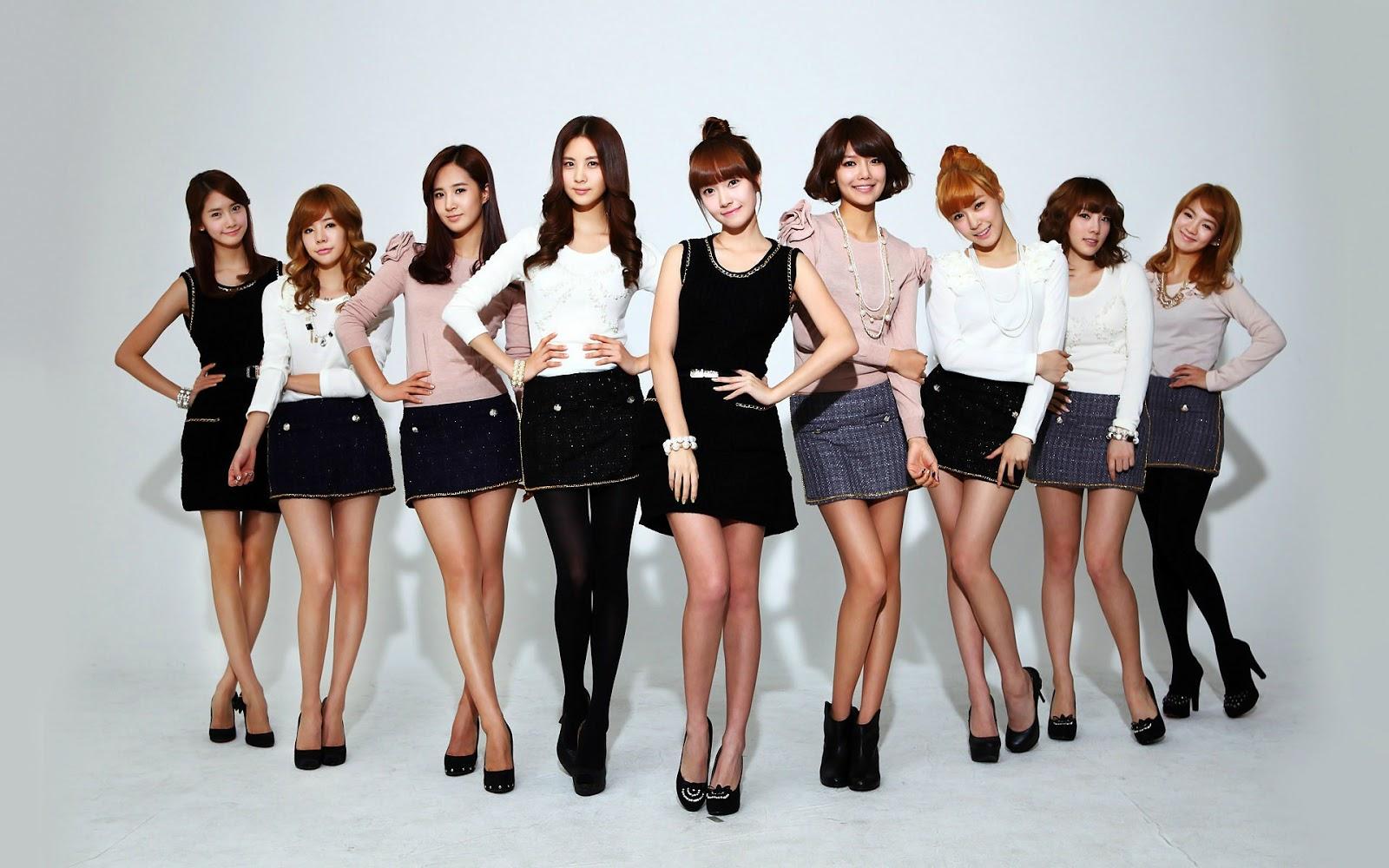 Girls Generation Kpop Wallpaper 33715579 Fanpop