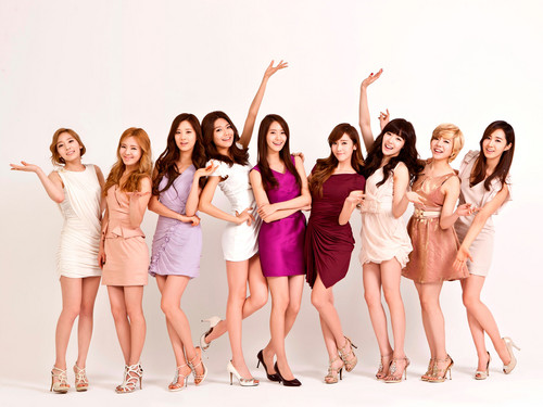 Kpop wallpaper entitled Girls' Generation