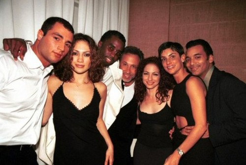 Gloria Estefan, Puff Daddy, Jennifer Lopez - 1998
