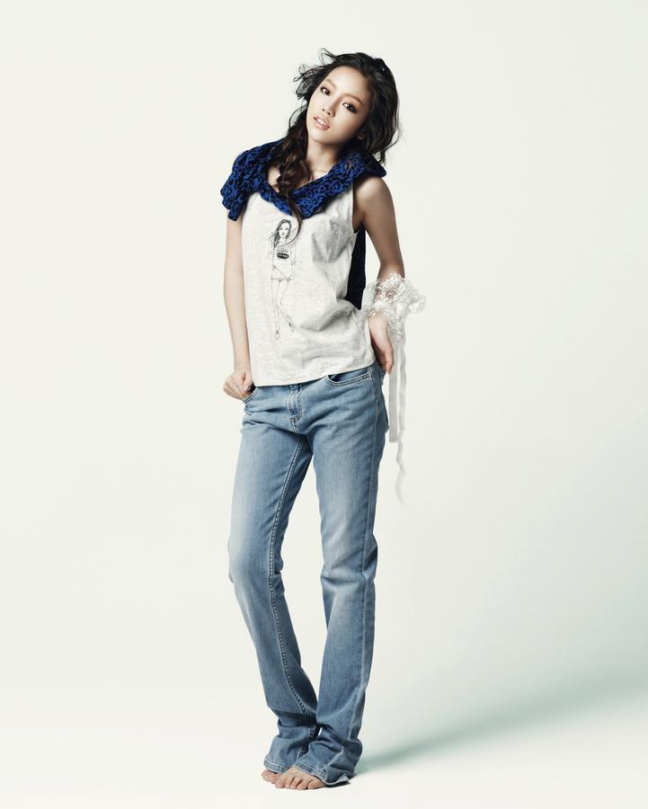 Goo Hara - Vogue Girl Magazine