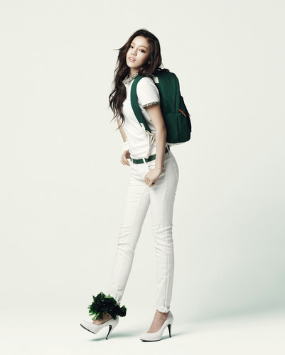 Goo Hara - Vogue Girl Magazine