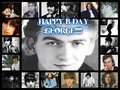 HAPPY BIRTHDAY! - george-harrison fan art