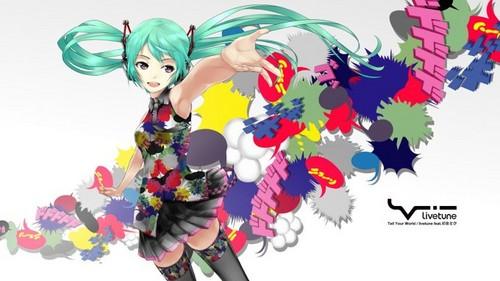 hatsune miku wallpaper called HATSUNE MIKU