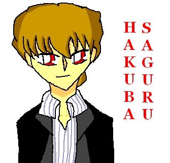Hakuba Saguru (practive) (by: Yagami003)