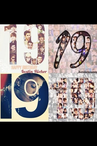 Happy 19th Birthday Justin!! <333